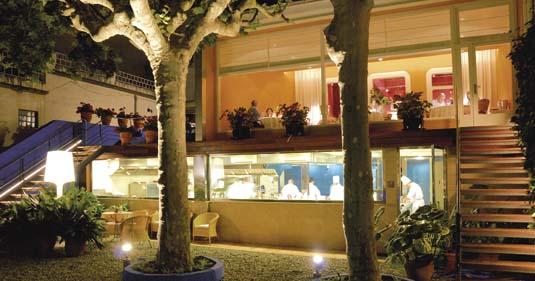 Restaurantes Con Estrellas Sant Pau Blog Del Vino Ccteles