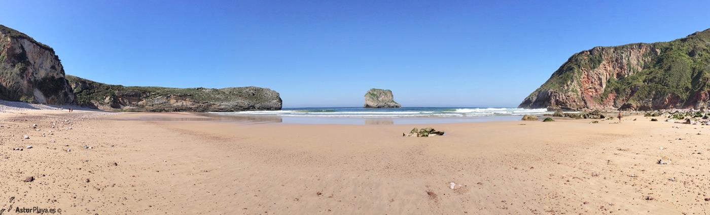 Ballota Beach Llanes Asturias2