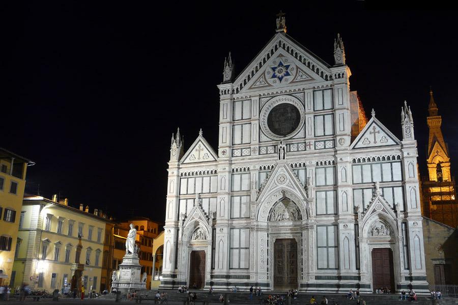 Santa Croce Noche
