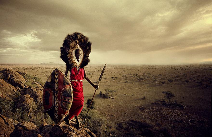 Maasai, la Tanzanie