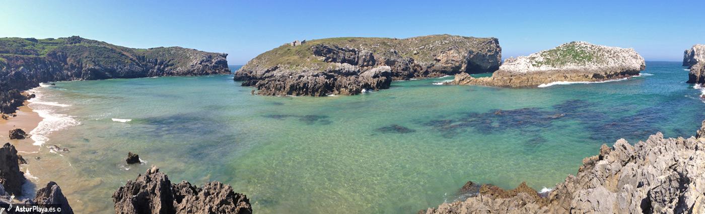 Antilles Cue Beach Llanes Asturias4