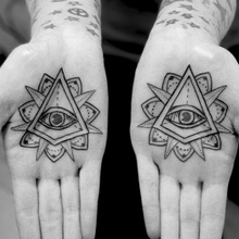 Tatuajes En La Palma De La Mano Beqbe