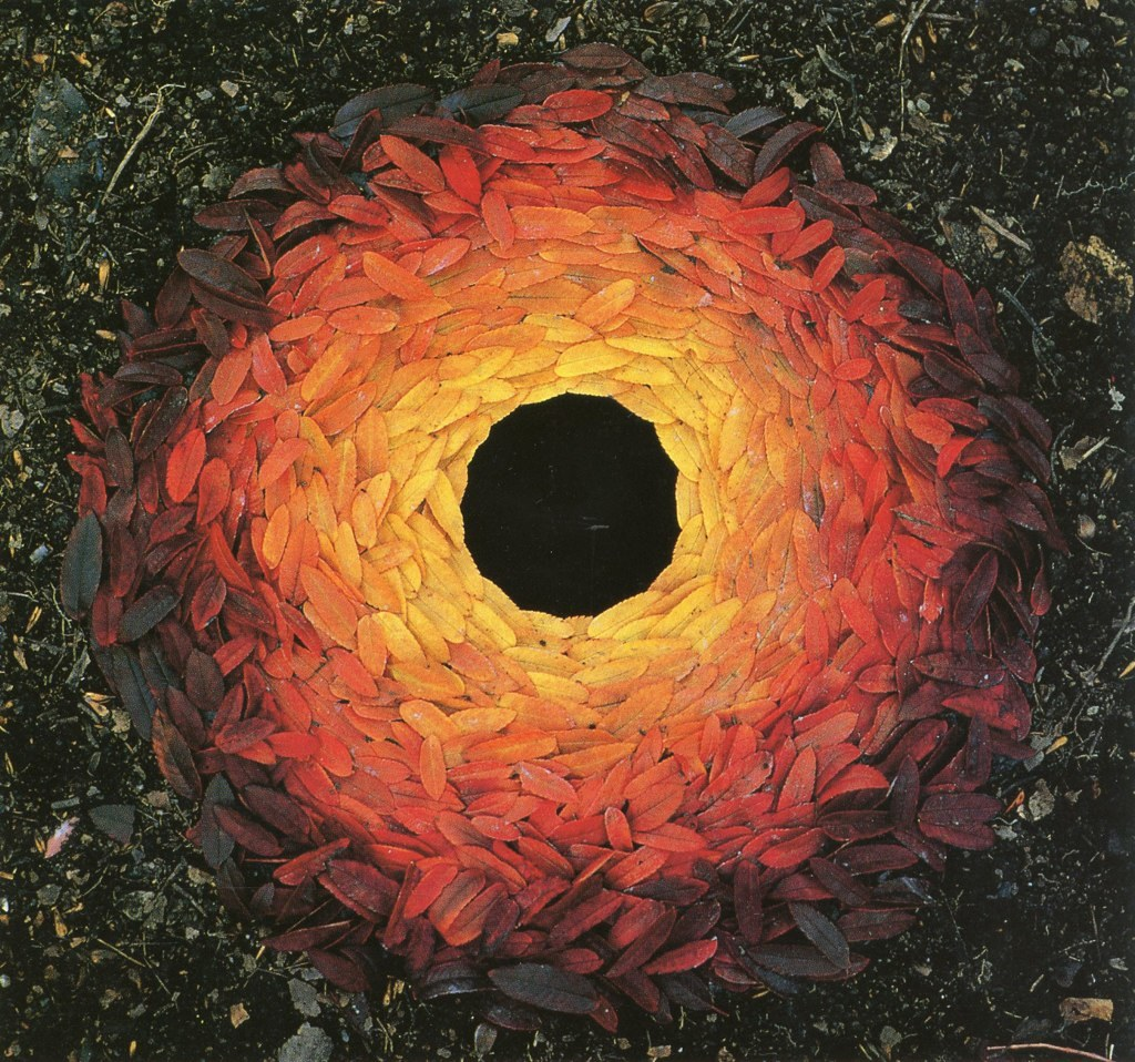 Land Art Andy Goldsworthy 01