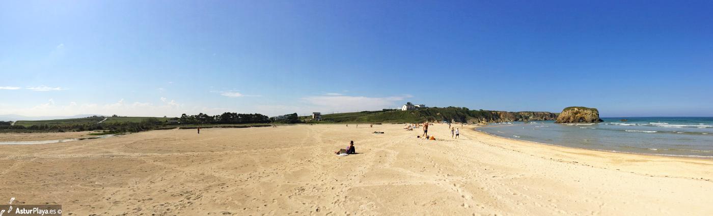 Penarronda Beach1