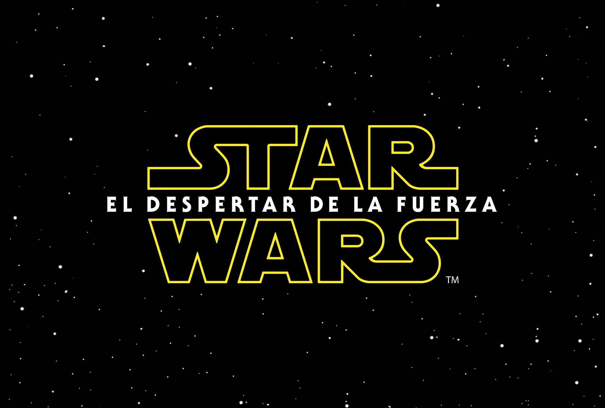 Star Wars Despertar Fuerza