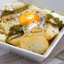 Bacalao con patatas