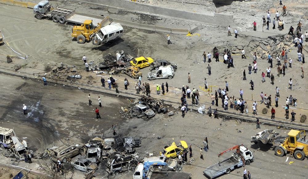 Syrie Attentat Jpg