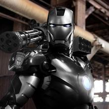 Las armaduras de Iron Man
