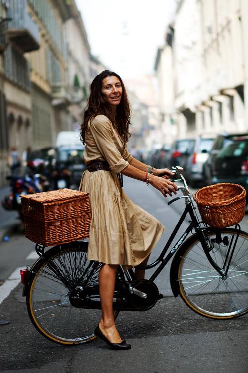 Bicycle Italystreetstyle Fashionising