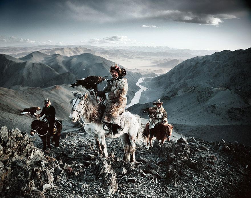 Kazajo, Mongolia