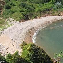 Playa de Rebolleres - Carreño