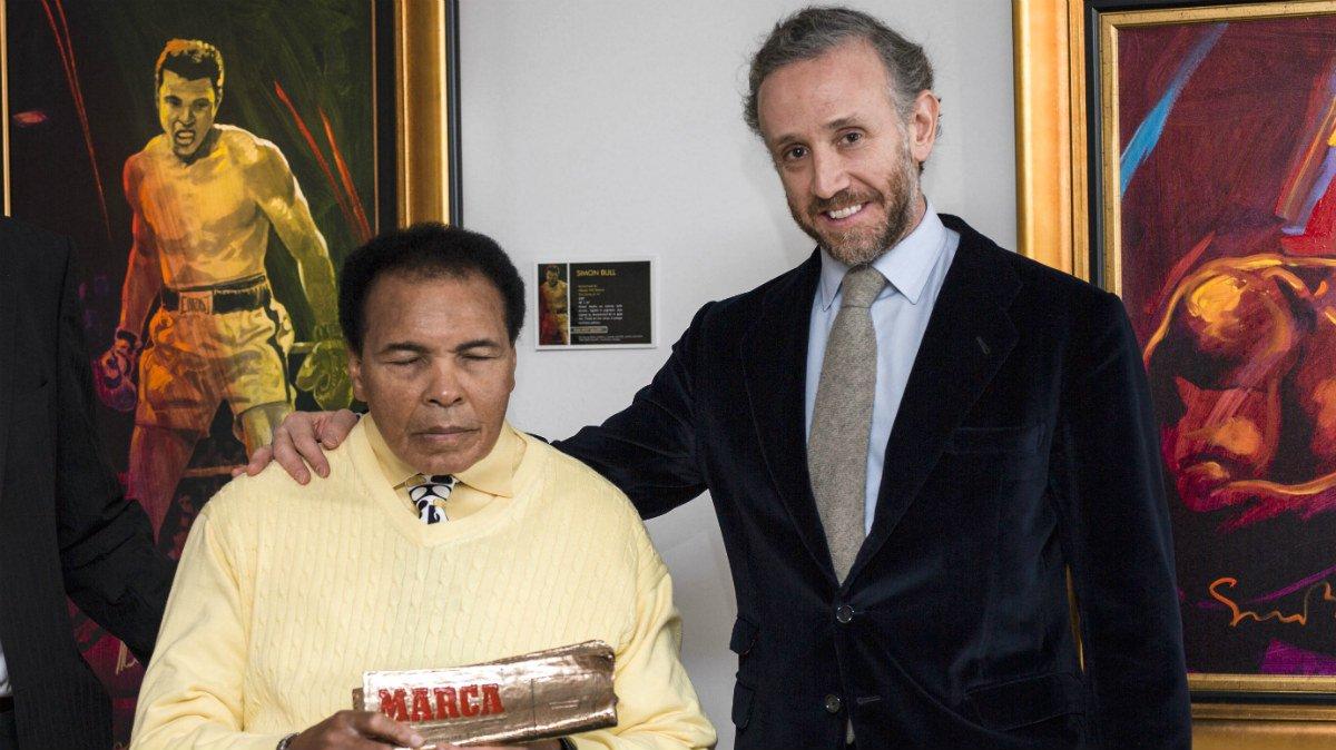 Eduardo Inda Muhammad Ali