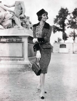 Chanel And Marie Helenearnaud1959