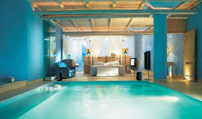 3 Bedroom With Pool Mykonos Blu Resort 665x393