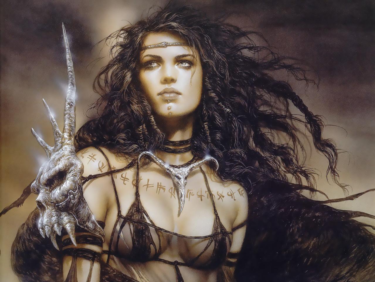 Royo Wallpaper Fantasy Art 13944082 1279 960