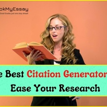 The Best Citation Generators to Ease You