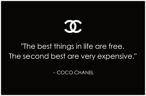 Top Ten Quotes From Coco Chanel 1