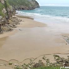Playa de Vidiago - Llanes