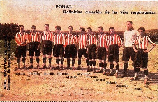 Gijon Real Sporting