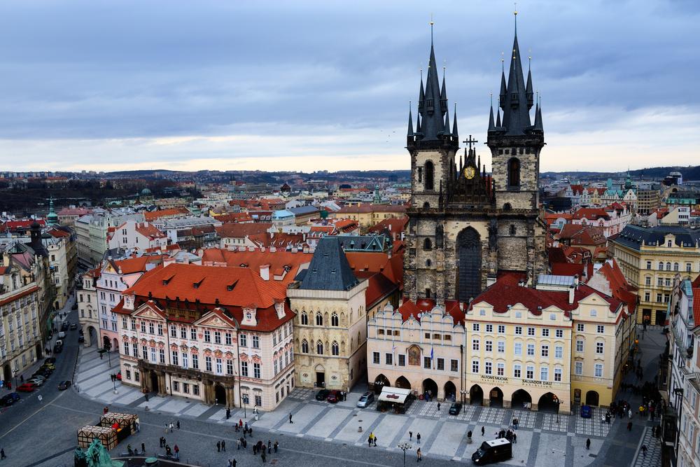 Praga Ocupa El Puesto 14 En El Ranking De Turismo De Congresos
