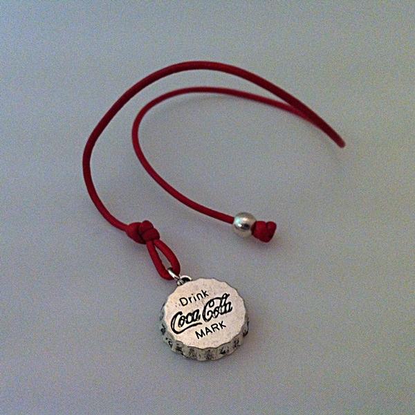 Marcapaginas Cocacola Rojo 2 Jpg